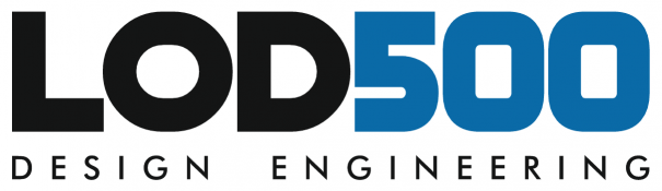 LOD500 Design Engenieering